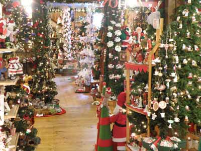 Christmas In Vermont.Weston Christmas Shop Weston Vermont Weston Vermont